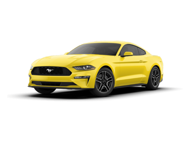 New 2018 Ford Mustang EcoBoost Coupe in El Paso, TX